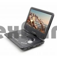 DVD-LS104T2 Портативный DVD плеер с цифровым тюнером. Экран: 11''