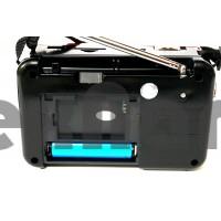 XB-83URT Аккумуляторный радиоприемник с USB/SD Проигрывателем