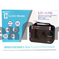 """LB-A45 Радиоприемник  """"Luxe Bass"""""""