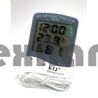 TA-218 Часы настольные электронные с термометром