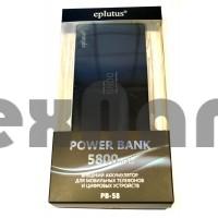 "PB-58 Power bank 5800mAh "" Eplutus """