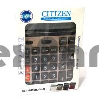 CT-9200N-C  2 Power 14-ти разрядный калькулятор