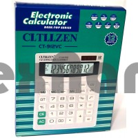 CT-912VC  2 Power 12-ти разрядный калькулятор