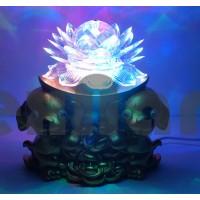 SD14 LED светодиодная лампа Собачка ( Лотос )
