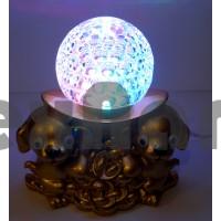 SD17 LED светодиодная лампа Собачка ( Магический шар )