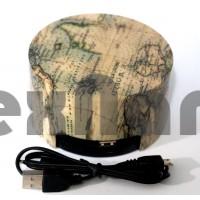 137-MW Портативная колонка с FM/CD/USB/Bluetooth