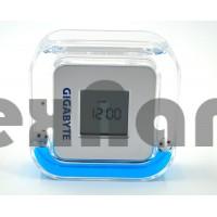 KS-380 Настольные электронные часы, будильник/дата/температура/подсветка