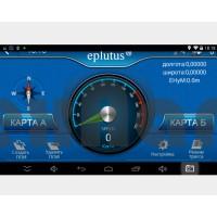 """GR71 3в1 регистратор с радаром и GPS на базе Android """"Eplutus"""""""