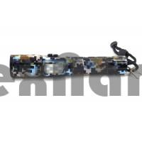 H-585 Аккумуляторный фонарь, три режима свечения + стоп сигнал