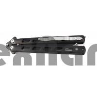 F789H Ножик складной (22 см) Бабочка