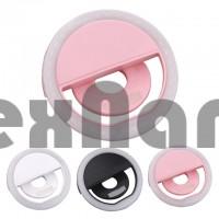 Аккумуляторное Светодиодное  кольцо для селфи RING LIGHT
