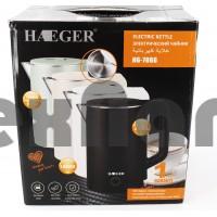 HG-7866 (Белый) 1850W 2.3L Электрический чайник HAEGER /2.3Л