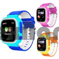 Q90 Смарт часы, Детские с GPS трекером, с сенсорным экраном