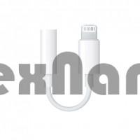 J-002 Переходник для наушников, iPhone 7/8/X (Работает через Bluetooth)