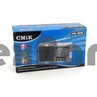 MK-958 Аккумуляторный радиоприемник с USB/SD FM 64-108