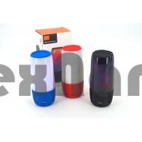 Pullse 3 mini Колонка с Bluetooth, USB/SD ( Динамическая подсветка)