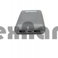 "Q10 15000mAh Power Bank "" Texnano"" 2 USB"