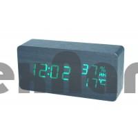 VST-862S (ET-017)  Настольные электронные часы, с термометром и влажностью