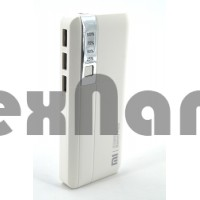 Power Bank W2 20000mAh 3 USB