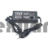 ZY-001 Блок питания 3V-12V 5mAh разьем 5.5