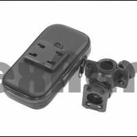"""C-003 Универсальный влагостойкий велодержатель для смартфонов 4,5""""/5"""""""