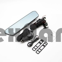 """D01 """"Eplutus"""" Автомобильный видеорегистратор с 2-я камерами"""