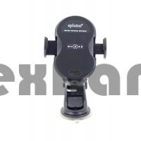 CW-04 10W  3 in1 Автомобильный держатель для телефона+ Беспроводное зарядное устройство