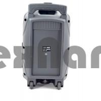 """JBK-0806 Колонка с Bluetooth/FM/SD/USB , На колесах с выдвижной ручкой (Динамик """"8"""")"""