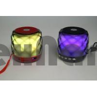 YZS-05 Колонка с Bluetooth, USB/SD/FM ( Динамическая подсветка)