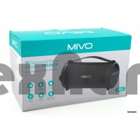 "M06 ""MIVO"" Колонка с USB+SD+радио+Bluetooth"