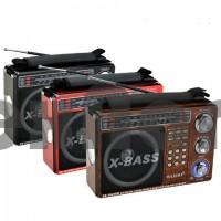 XB-1042URT Радиоприемник с USB/SD проигрывателем
