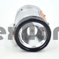 YD-1155 Аккумуляторный фонарь, Кемпинг с солнечной панелью