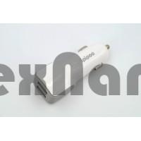 XP-12 iPiPoo 2 USB Автомобильное зарядное устройство 5V. 2,4A