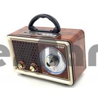 "M-150U Радиоприемник с SD+USB+Фонарь"" MEIER"""