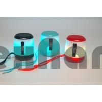 TG-156 колонка+SD+USB+радио+Bluetooth. С подсветкой