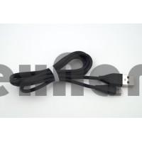 KP-15 USB Кабель iPhone 5/6/7/8 iPiPoo 2.4A 1000mm