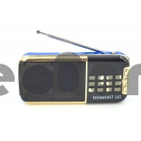 TE-165 Радиоприемник с USB проигрывателем