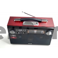 MD-1702BT Радиоприемник c Bluetooth/ USB/SD флеш проигрывателем