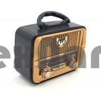 MD-1905BT Радиоприемник сBluetooth/ USB/SD флеш проигрывателем