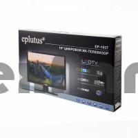 "EP-193Т Телевизор с цифровым тюнером DVB-T2 19"" Eplutus"