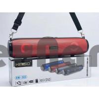 KM-203 Колонка с Bluetooth, USB/SD/FM/LED