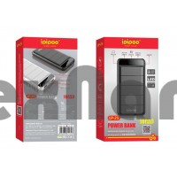 LP-25  iPiPoo Power Bank 2 USB/LSD 10000mAh