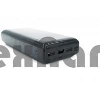 MB-300 MIVO 30000mAh Power Bank 3 USB/LED Дисплей/2.1A