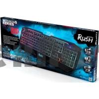 SBK-304GU-K Клавиатура проводная Smartbuy игровая USB 1.6м