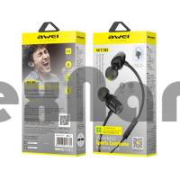 """WT30 Наушники с Bluetooth """"awei"""" ( Магнитные)"""