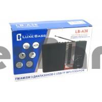 LB-A36 Радиоприемник с USB/SD проигрывателем