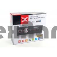 CDX-4101/4102 Магнитола+USB+AUX+Радио