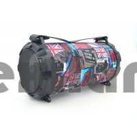 ZQS-5102 Boombox Колонка с Bluetooth/FM/SD/USB