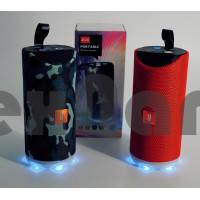 JK-511Колонка с Bluetooth, USB/SD/FM/LED подсветка