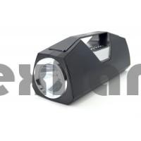 WS-5358 Портативная колонка с Bluetooth/USB/FM/SD/REC/LED Фонарик